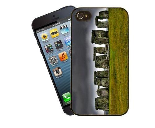 Eclipse Geschenk Ideen Stonehenge–Englisch Heritage–iPhone 5/5S Schutzhülle