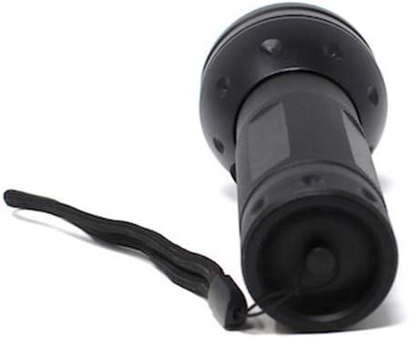 Linterna Profesional de 51 LED UV