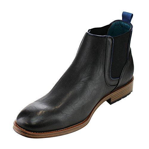 Ad07 On Men's Elastic Black Ankle Pull Boots Arider 8nwf5xqZWH