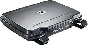 Pelican 1075CC Maletín Negro - Funda (Maletín, Negro, 700 g, 282 x 201 x 41 mm, 314 x 248 x 54 mm)