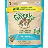 Feline Greenies 6Oz Bag Ocean Fish Review
