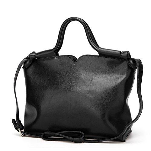 Woman Tote 2 Handbags As Shoulder Yilianda Handbags The Leather Bag For Bag Image Bag Shoulder xvICq4Ig