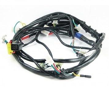 wiring harness for kymco top boy amazon co uk car \u0026 motorbike