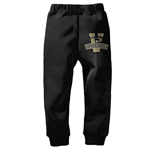 Price comparison product image Unisex Kids Toddlers Vanderbilt University Logo Commodores Sweat Pants