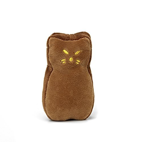 Peeps Limited Edition Halloween Cat Plush - 5 by -