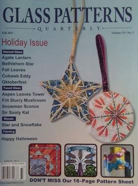 Glass Patterns Quarterly (Fall 2017)