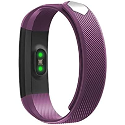 LL-Smart Bracelet Heart Rate Monitor Activity Tracker Smart Band Waterproof Wristbands For IOS Android Estimated Price £42.00 -