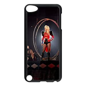 aqiloe diy C-EUR Customized Print Britney Spears Pattern Hard Case for iPod Touch 5