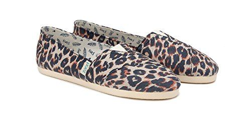 marrón Pard Savana Fitted Leopardo Alpargatas 6ZqanwtxR