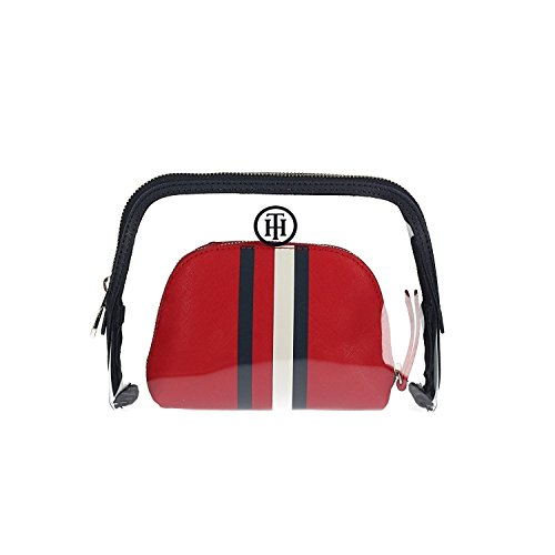 TOMY HILFIGER BISOGNO AW0AW05855 ROSSO 902
