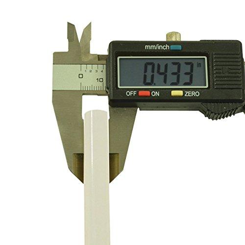 Economy Hot Melt Glue Sticks 7/16'' X 10'' 125 Sticks 7 lbs bulk by GlueSticksDirect.com (Image #2)