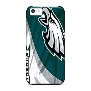 KRY31713TNce Cases Covers Philadelphia Eagles Iphone 5c Protective Cases