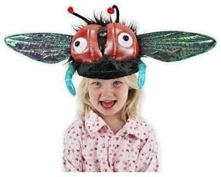 Elope U5510 - Sombrero para disfraz, diseño de mosca: Amazon.es ...