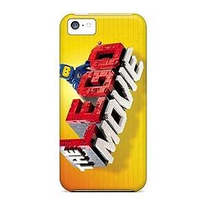 Iphone 5c YyW7702bXRC Custom Nice The Lego Movie Skin Anti-Scratch Hard Phone Cover -AlissaDubois