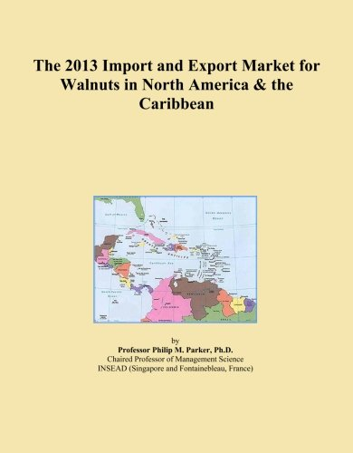 Export Market for Walnuts in North America & the Caribbean (Caribbean Walnut)