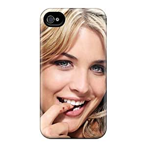 Awesome Gemma Atkinson Flip Case With Fashion Design For Iphone 5/5s