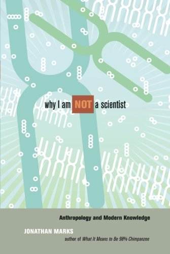 Why I Am Not a Scientist