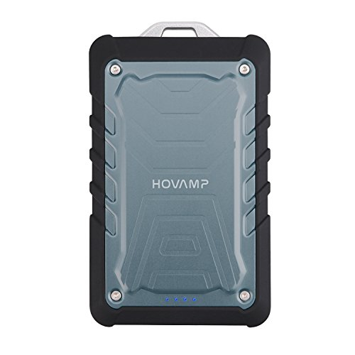 HOVAMP 10050mAh Portable External Battery Power Ba...