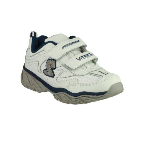 Skechers - Zapatillas para niño Negro