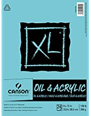 CANSON 136 lb/290g XL Acrylic Pad