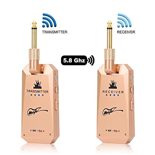 5.8Ghz Wireless Guitar System