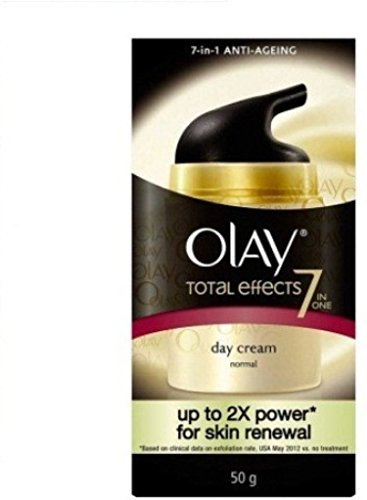 Olay Total Effects 7 in 1 Anti-Aging Skin Cream (Moisturizer) Normal, 50g