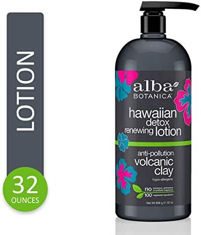 Body Lotions: Alba Botanica Hawaiian Detox Renewing Lotion