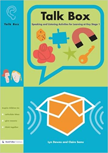 Talk Box: Speaking and Listening Activities for Learning at Key