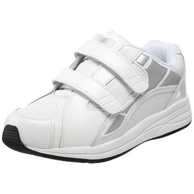 Drew Shoe Men S Force Velcro Athletic Walking Shoe