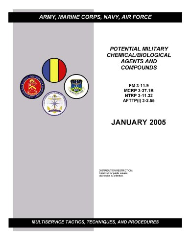 Field Manual FM 3-11.9 MCRP 3-37.1B NTRP 3-11.32 AFTTP (I) 3-2.55 Potential Military Chemical/Biological Agents and Compounds January 2005