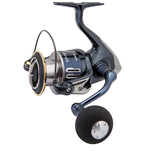 Shimano Twin Power XD C 3000 HG Compact Saltwater Spinning Fishing Reel With Front Drag, TPXDC3000HG (Shimano Spinning Reel Stella)