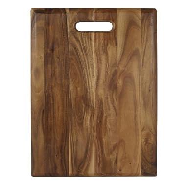 Architec GWAT16N Gripperwood Cutting Board, Acacia, 12' X 16' X .78'