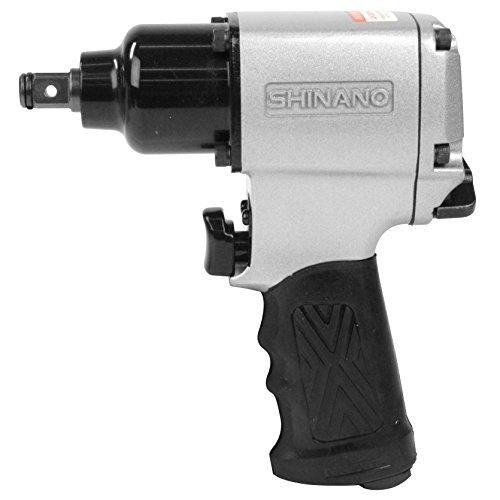 SHINANO エアーインパクトレンチ 差込角12.7mm (1/2インチ) SI-1600E