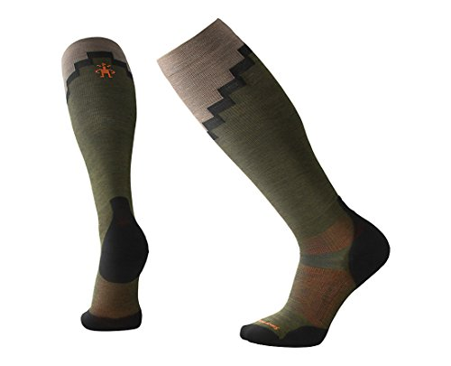 Smartwool Mens PhD Pro Mountaineer Loden L