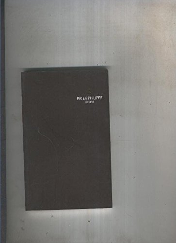 Patek Philippe Geneve Textbook Binding – 2007