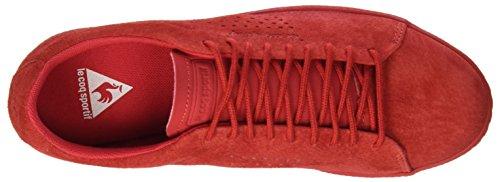 Le Coq Sportif Charline, Basses Femme Rouge (Vintage Red)