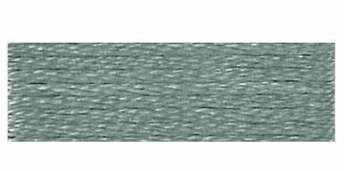DMC 6-Strand Embroidery Cotton Floss, Medium Grey Green
