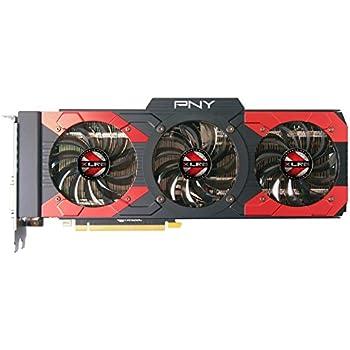 PNY GeForce GTX 1070 8GB XLR8 Gaming Overclocked Edition Graphic Card (VCGGTX10708XGPB-OC)