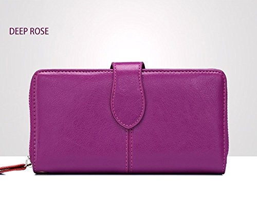 Eysee - Cartera de mano Mujer Rosa oscuro