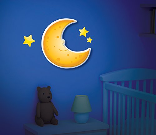 In My Room Jr Mr Happy Moon Toddler Room D 233 Cor Night