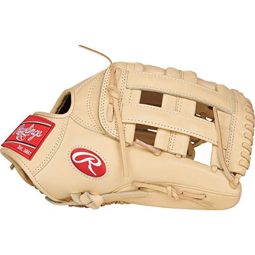 Preferred Glove Baseball Pro - Rawlings PROS3039-6CC Pro Preferred, Camel, 12.75