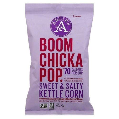 Angie's Boomchickapop, Sweet & Salty, 2.25 Oz. Bag (12 Count)
