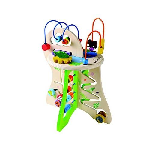 EverEarth - Ee33715 - Centre D'Activités Safari - Multicolore