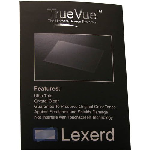 Lexerd - 2018 Acura TLX Display Touch Screen TrueVue Anti-glare Navigation Screen Protector 15-1s9-0zdoag