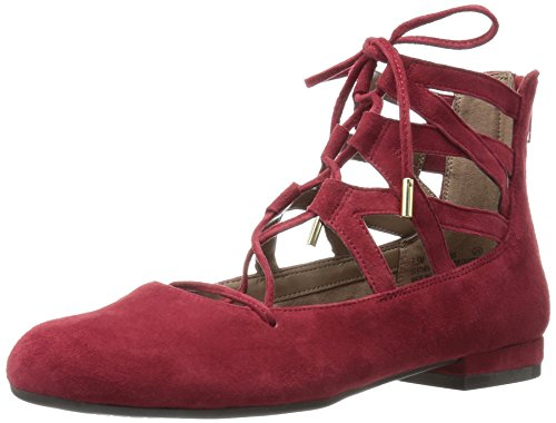 aerosoles-womens-goodness-ballet-flat-dark-red-suede-8-m-us