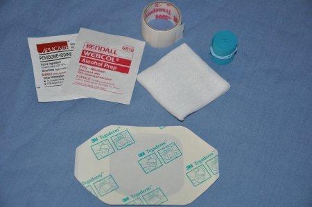 Alimed IV Start Kit Medi-Pak Performance - 50 Per Case