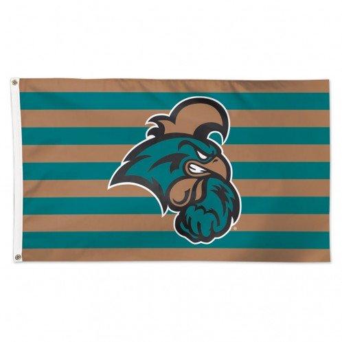 WinCraft Coastal Carolina Chanticleers NCAA American Flag 3 x 5 Foot