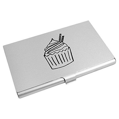 'Cupcake' CH00006778 Credit Card Business Wallet Azeeda Holder Azeeda Card 'Cupcake' Sv1Oq