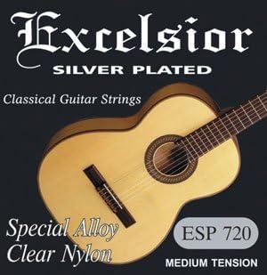 Martin juego de cuerdas para guitarra clásica Excelsior Blust ...