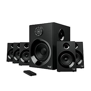 Z606 5.1 Surround Sound Speaker System with Bluetooth